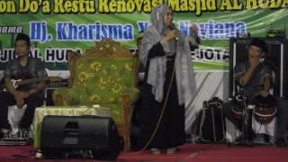 Pengajian HJ Kharisma Yogi Noviana Live Tugu 2016