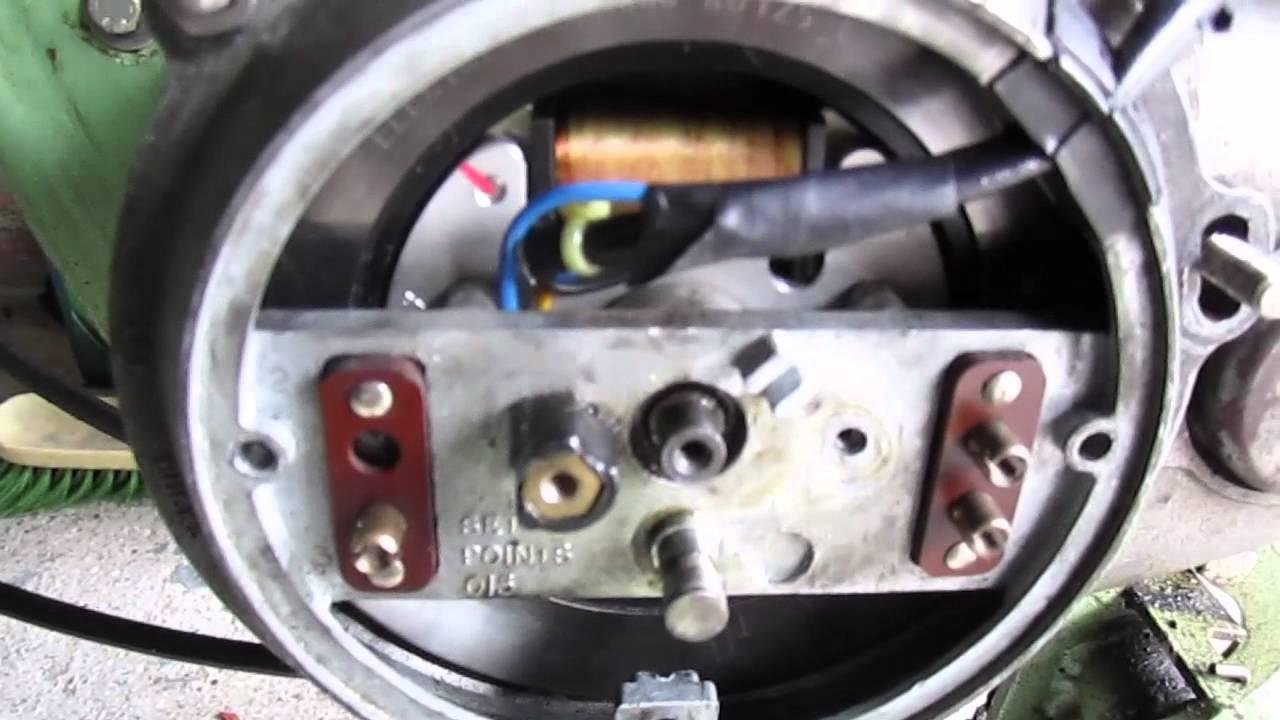 Bsa Bantam D1 Electrex Ignition