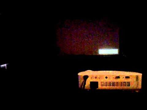 3D Demo on Vivitek D511 Projector - 125