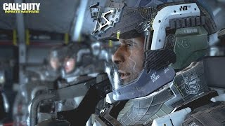 CALL OF DUTY: Infinite Warfare All Cutscenes (Game Movie) 1080p 60FPS