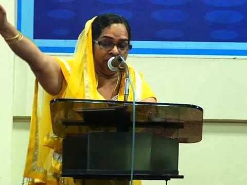 പുതുവത്സര സ്തോത്രോല്സവം 2015 Part2.1 സിസ്റ്റര്. ശാന്ത സുന്ദര് സിംഗ് Malayalam Christian Speech video