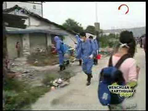 No epidemics occur in Sichuan WATCH VIDEO Source: CCTV.com | 06-15-2008 ...