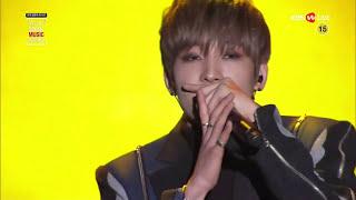 160114 Jang Jae In ft Wonwoo (SEVENTEEN)