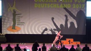 Christin Heinrich & Stefan Parzentny - Großer Preis von Deutschland 2017