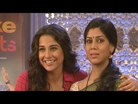 Shaadi Ke Side Effects | Vidya Balan promotes the movie on a TV Show