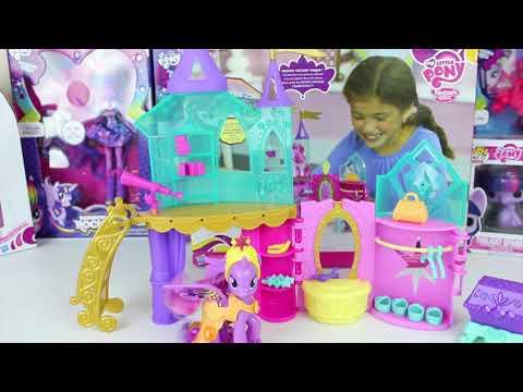 Juguetes My Little Pony Palacio de Twilight Sparkle|Juguetes Para Niña|Mundo de Jugutes