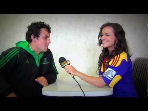 Highlanders TV Season 2 Ep.3 - John Hardie | Super Rugby Video Highlights 2013 - Highlanders TV Seas