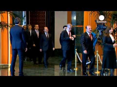 Erdogan bezieht umstrittenen Präsidentenpalast