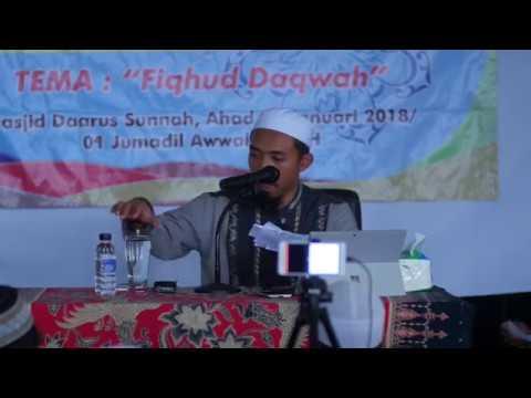 Fiqih Dakwah  - Abdullah Roy MA