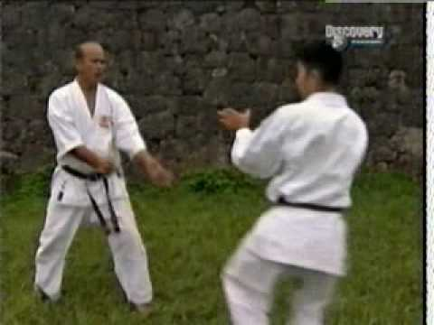 Karate do -  Uechi Ryu (or Pangai Noon)