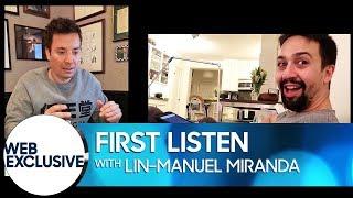 "Lin-Manuel Miranda And Jimmy Fallon React To Weird Al's ""Hamilton Polka"""