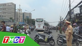 12 người chết vì tai nạn giao thông trong ngày nghỉ lễ đầu tiên | THDT
