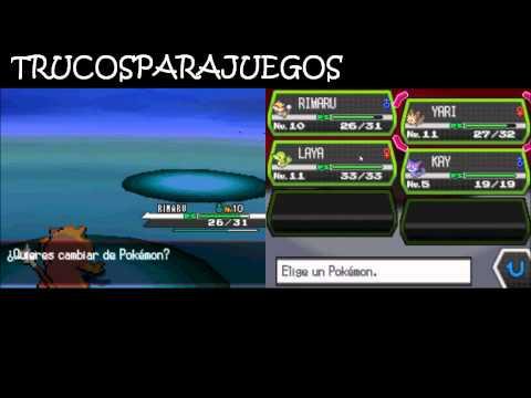 Como Jugar Pokemon Black Version En NO$GBA ZOOMER