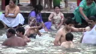 India Ganga Puja - Haridwar