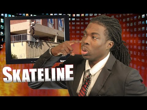 SKATELINE - Louie Lopez, Nyjah Huston, Brandon Westgate, Sebo Walker, Supreme, Douwe Macare