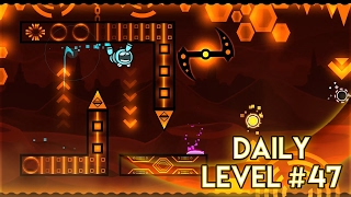 "DAILY LEVEL #47 | Geometry Dash 2.1 - ""Nocturna"" by Pipenashho 