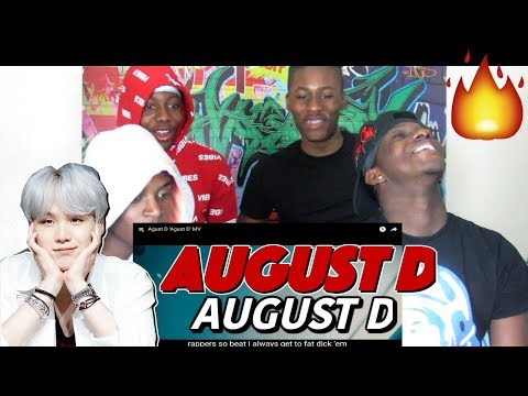 Agust D 'Agust D' MV ( BTS SUGA ) - REACTION