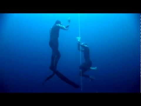 William Trubridge 101m CNF World Record Freedive