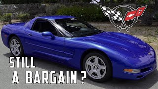 C5 Corvette  - Top 8 Reasons why it is Still an Excellent Sports Car Bargain in 2019