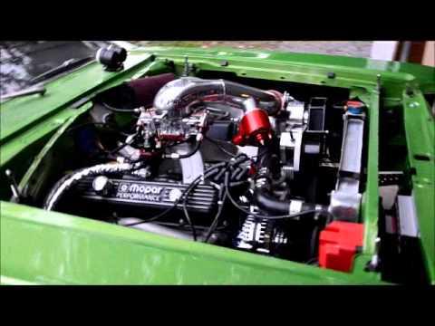 F2 Procharger Mopar 440 Youtube