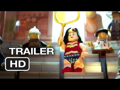 The Lego Movie TRAILER 1 (2013) - Will Ferrell Movie HD