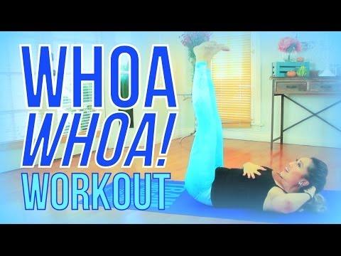 WHOA WHOA!!! Whole Body Workout   POP Pilates