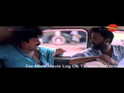 Ayal Kadha Ezhuthukayanu Malayalam Movie Comedy Scene  Mohanlal 06 video