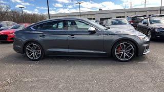 2018 Audi S5 Sportback Lake forest, Highland Park, Chicago, Morton Grove, Northbrook, IL A190858A