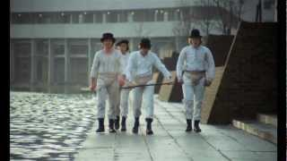 A Clockwork Orange (1971) [Official Traile Full HD 1080p]
