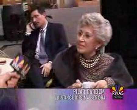 Pilar Bardem - La Aristócrata