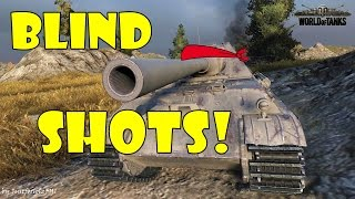 World of Tanks - Funny Moments | BLIND SHOTS! #7