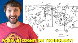 DISNEY RIDE FACIAL RECOGNITION TECHNOLOGY? - This Week In Disney February 5, 2017