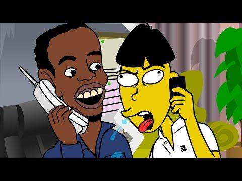Somali Auto Shop Prank (animated) - Ownage Pranks