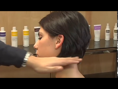 ARROJO education - Classic Layered Bob Haircut