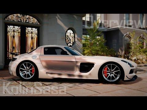 Mercedes-Benz SLS AMG Black Series 2014