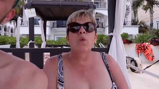 Ryland Adams' Mom Being Drunk And Ranting About Pizza