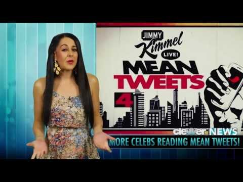 Russell Brand, No Doubt Read Mean Tweets on Jimmy Kimmel!