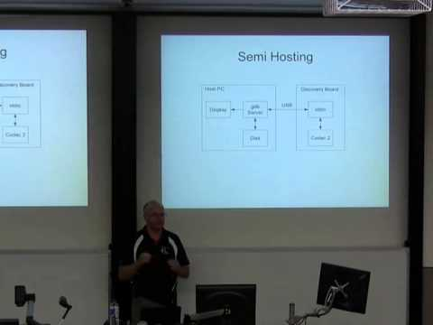 [linux.conf.au 2014] Embedding Codec 2: open source speech coding on a low-cost microcontroller