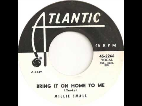 millie small bring it on home to me atlantic 2266 1964 youtube. Black Bedroom Furniture Sets. Home Design Ideas