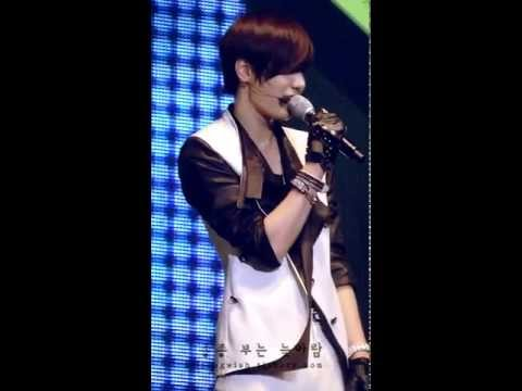 120515 [fancam] SungJong - The Chaser | INFINITE's Comeback Showcase 'The Mission' in Seoul