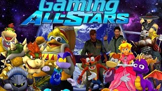 Gaming All-Stars: S6E4 -  The Dark Forest