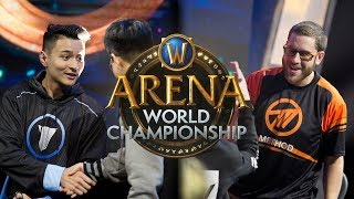 Arena World Championship Finals at BlizzCon