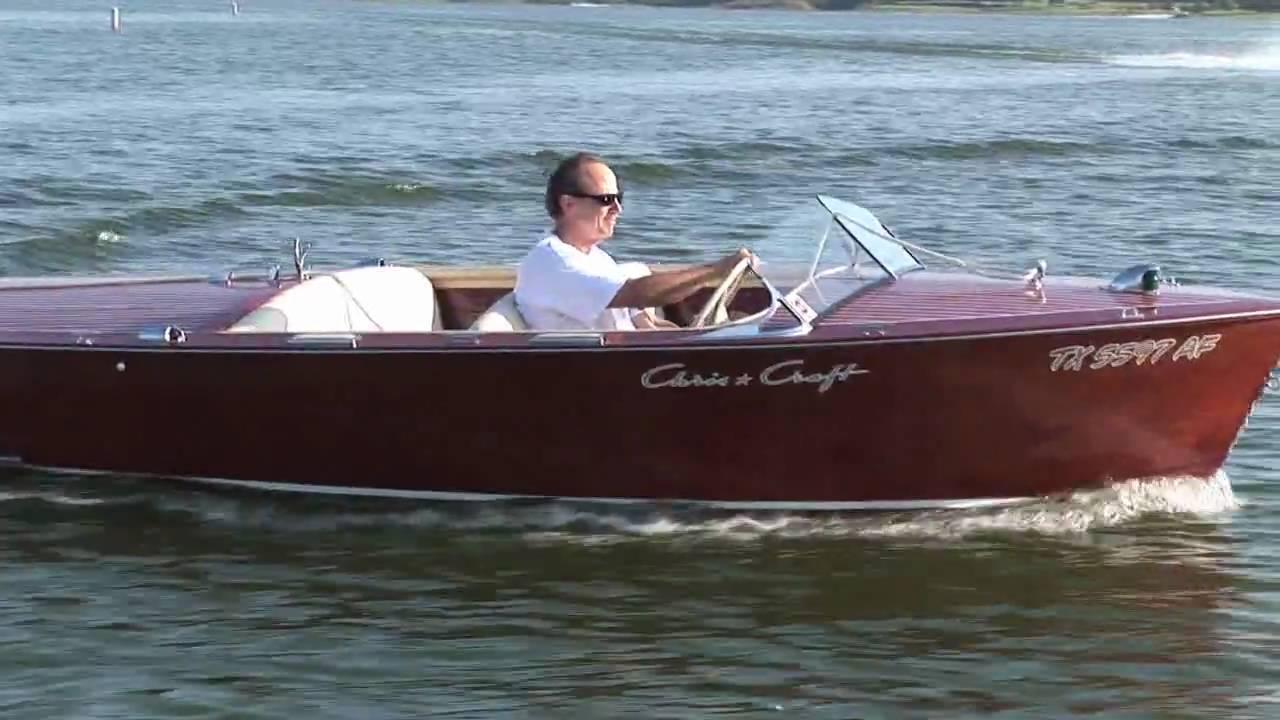 1957 Chris Craft Continental Princess b 1957 Chris-craft