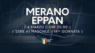 Serie A1M [19^]: Merano - Eppan 19-27
