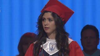 Valedictorian Reveals Undocumented Status in Speech