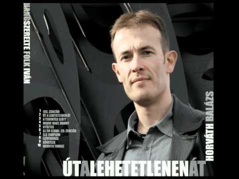 Horváth Balázs - Jövök A Kereszthez