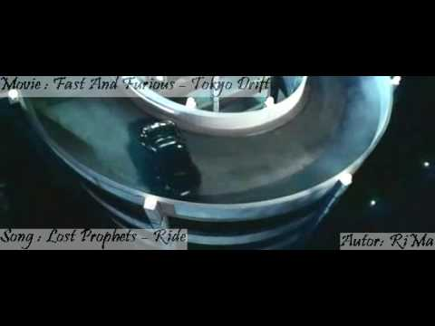 Fast & Furious - Tokyo Drift - Lost Prophets - Ride Video