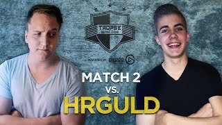 TROPSE YOUTUBE LEAGUE | OMGÅNG 2 | MAPADAX VS. HRGULD
