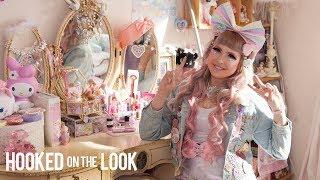 The Real Life Kawaii Princess | HOOKED ON THE LOOK