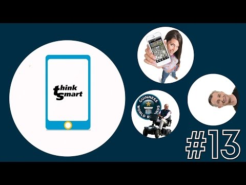 Think Smart #13 - Samsung Safety Truck, штаб-квартира Apple, Prynt Case и вездеход Шерп